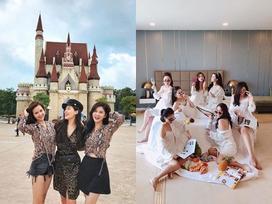 Những hội bạn thân toàn hotgirl, hotmom nổi tiếng chứng minh câu nói: Gái xinh thì phải đi cùng nhau