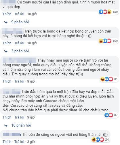 Clip giờ mới lên sóng: Người hâm mộ tròn mắt với tình huống lừa bóng đối thủ cực điệu nghệ của Quang Hải-1