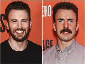 Sao nam Hollywood để râu: người hoá nam thần, kẻ như bụi đời