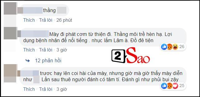 Vụ Lê Dương Bảo Lâm bị đánh khi đang phát cơm từ thiện: Dân mạng mắng mỏ vì nghi ngờ thánh livestream dàn dựng drama-8
