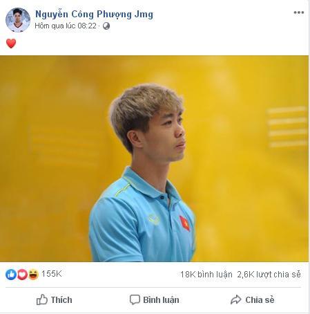 Sau pha sút hụt gây tranh cãi khiến Việt Nam về nhì ở Kings Cup, Công Phượng bất ngờ chia sẻ tâm trạng khiến nhiều fans xót xa-2