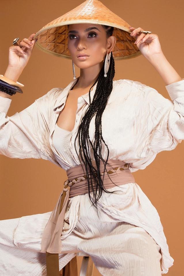 Bản tin Hoa hậu Hoàn vũ 10/6: Đồ nhàu xuất sắc giúp Trương Thị May chặt đẹp mỹ nữ mặc cũng như không-1