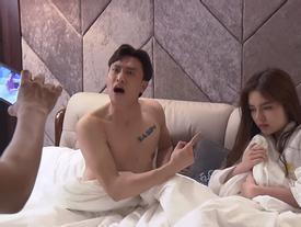 Khải vòi tiền bố vợ mới chịu ly hôn, Vũ lên giường với gái lạ trong tập 42 'Về Nhà Đi Con'