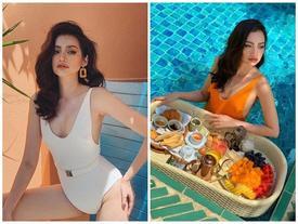 Hoa hậu Trúc Diễm tiết lộ lý do sốc khiến mắt lồi, mặt sưng như thẩm mỹ hỏng