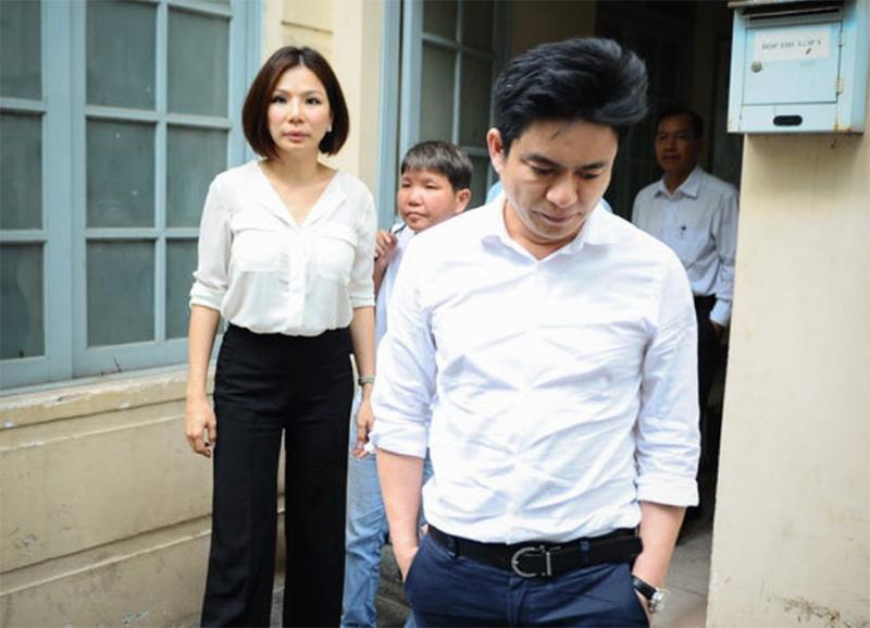 Sắp xét xử vụ bác sĩ Chiêm Quốc Thái bị vợ cũ thuê giang hồ chém-2