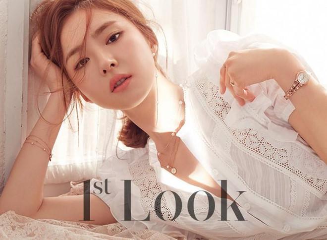 Mỹ nhân mặt đơ Shin Se Kyung đẹp thoát tục trong phim cổ trang mới-5