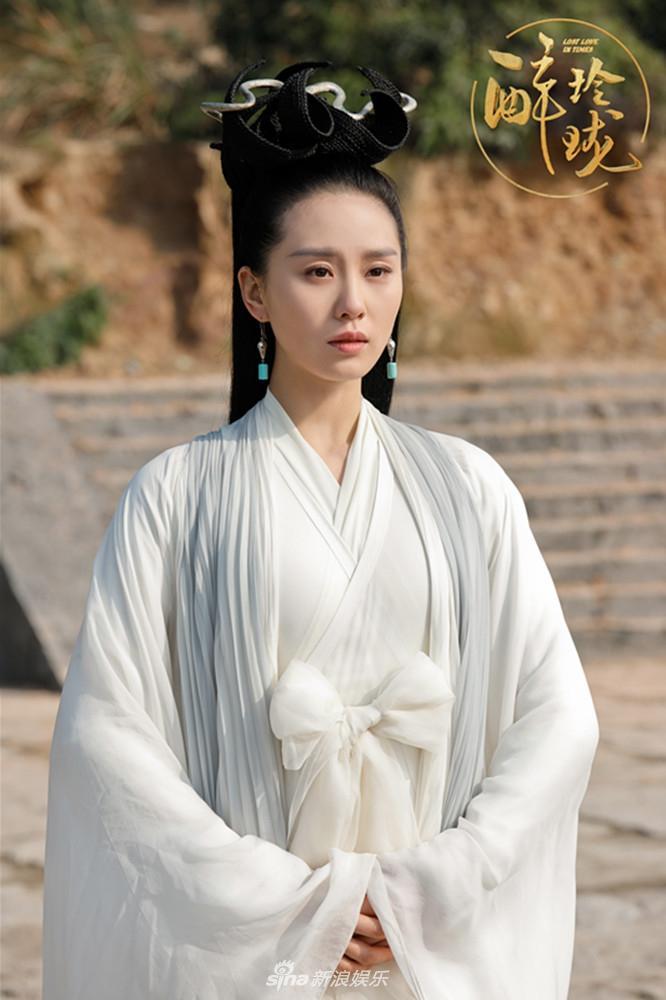 Ai đẹp nhất trong Tứ đại mỹ nhân cổ trang màn ảnh Hoa ngữ?-15