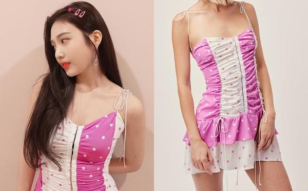 Fan chỉ trích stylist của Red Velvet vì để Joy diện bộ đầm nguy hiểm-2