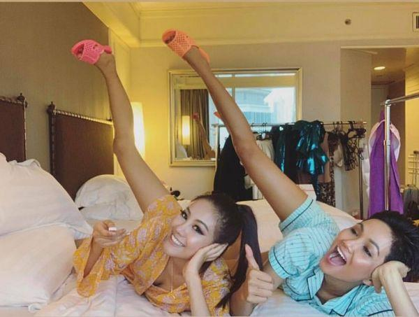Khác nhau hoàn toàn ai dè HHen Niê và MC Quyền Linh lại có chung sở thích thời trang kỳ lạ này-5