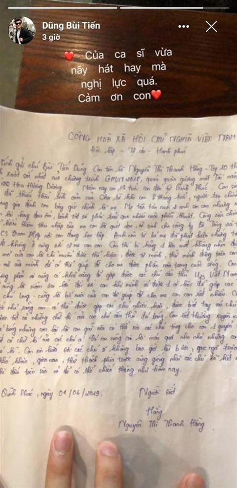 Bùi Tiến Dũng - chàng thủ môn chăm đọc, trả lời thư từ người hâm mộ-3