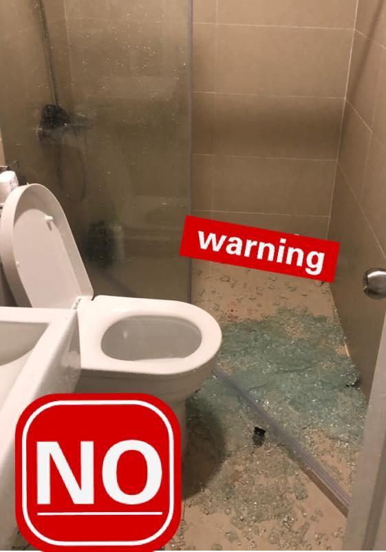 Diễn viên Anh Đức nhập viện may nhiều mũi vì cửa nhà tắm bị vỡ khiến mảnh kính bắn vào người-1