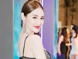 Gây shock với phát ngôn 'Tôi đẹp vì Phật độ tôi không độ bạn', Linh Chi giải thích: 'Tôi chỉ khoe cơ thể tôi, không động chạm ai'