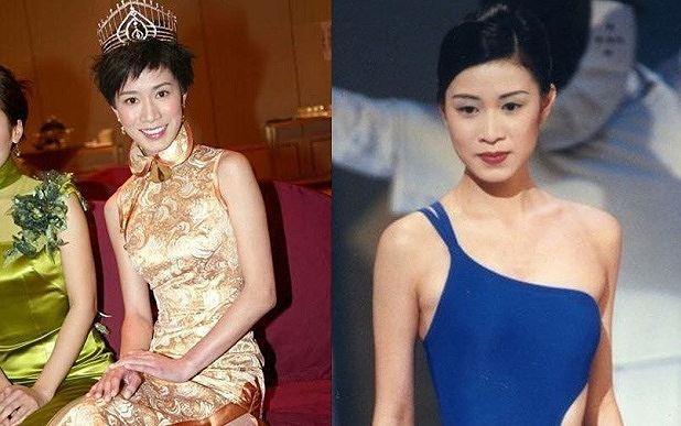 Nhìn Xa Thi Mạn diện 2 bộ áo tắm cùng kiểu chỉ khác màu, ai nghĩ chị đại TVB đã U50 rồi?-4