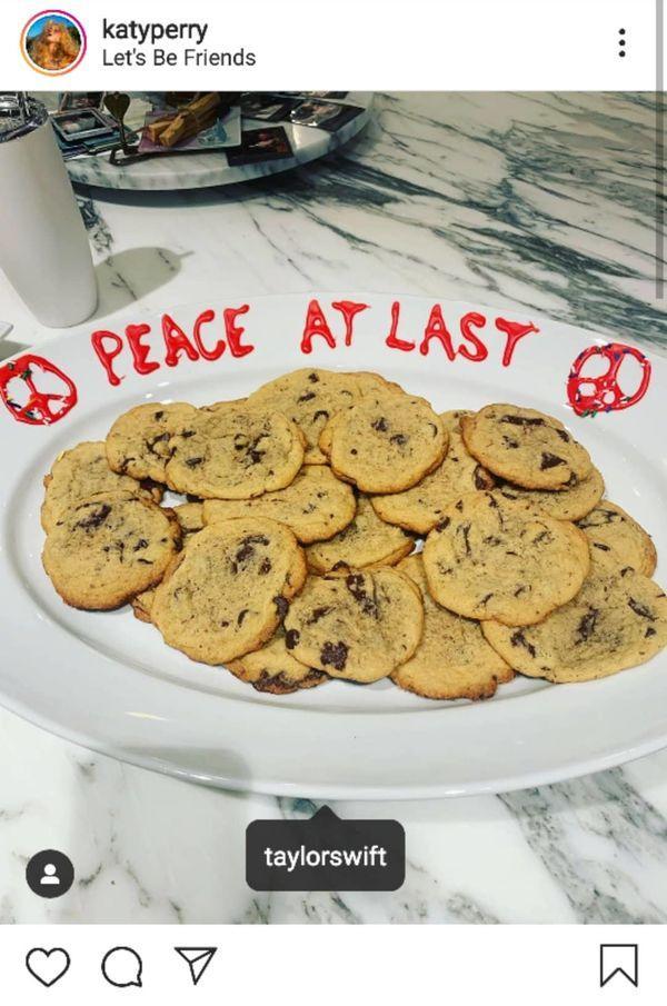 Ngày mà fan US-UK mong chờ cuối cùng cũng đã đến: Taylor Swift và Katy Perry chính thức chấm dứt ân oán năm xưa-1