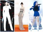 SAO MẶC XẤU: Phượng Chanel dát hàng hiệu mà bị ví như bà nội trợ - Yaya Trương Nhi sến sẩm lộ bụng mỡ-8
