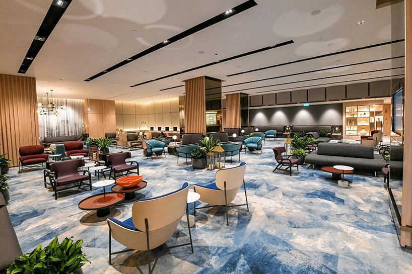 Quá đẹp và hoành tráng, sân bay Singapore khiến Hoàng tử sơn ca Quang Vinh phải thốt lên kinh ngạc-12
