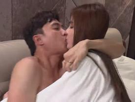 Quốc Trường nói về cảnh hôn cuồng nhiệt hot girl trong khách sạn