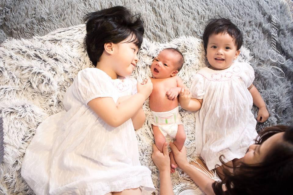 Từng trầm cảm sau sinh và đã có 3 con, MC Minh Trang gây bất ngờ khi thông báo mang bầu lần 4-4