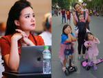 MC Minh Trang khoe mặt mộc ngay khi sinh con lần 4, tiết lộ hậu trường lâm bồn làm ai cũng thương-5