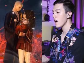 Lo lắng trở thành người 'tối cổ', trai đẹp Minh Châu cũng bắt trend cover 'Độ ta không độ nàng'