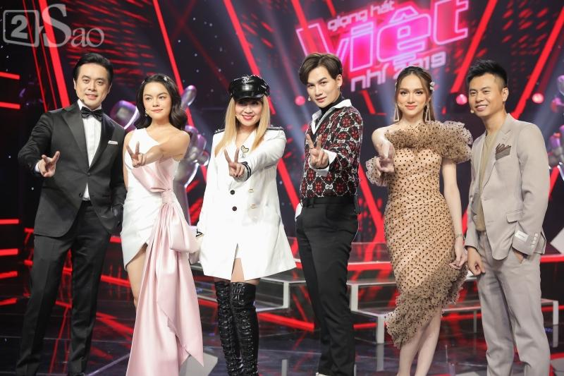 Giọng hát Việt nhí 2019 hứa hẹn sẽ mặn mòi khi có Hương Giang Idol ngồi ghế nóng-1