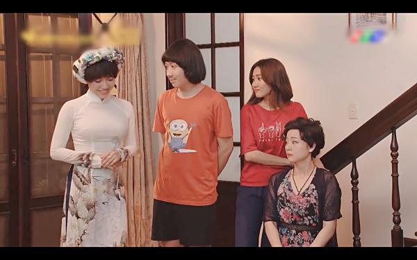 Lần đầu tiên Diệu Nhi mặc đẹp được khen nức nở trong Gia đình là số 1-2