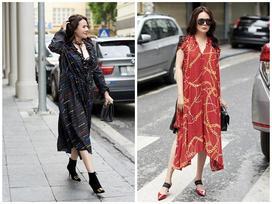 U50 trông sẽ chỉ như 'tuổi băm' nếu áp dụng bí quyết thời trang của Mrs Vietnam 2018 Trần Hiền