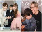 Gạt rào cản huyết thống, những sao Việt này gây bất ngờ vì yêu thương con riêng như con đẻ-8