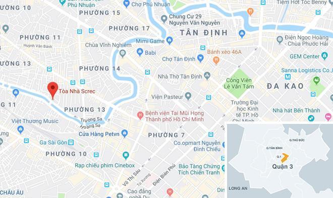 Cháy chung cư ở trung tâm Sài Gòn, cư dân hoảng hốt tháo chạy-2