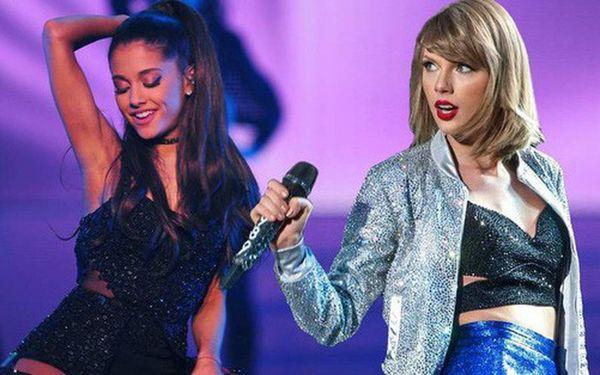 Sau Taylor Swift, tới lượt Ariana Grande khiến anti-fan câm nín với hành động ý nghĩa bảo vệ quyền lợi của phụ nữ-3