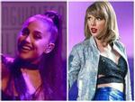 Sau Taylor Swift, tới lượt Ariana Grande khiến anti-fan 'câm nín' với hành động ý nghĩa bảo vệ quyền lợi của phụ nữ