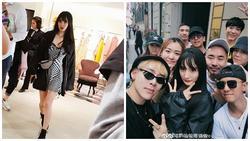 Fan đứng hình không nhận ra Dương Mịch khi cô đổi kiểu tóc, xuất hiện với style cực ngầu tại Milan