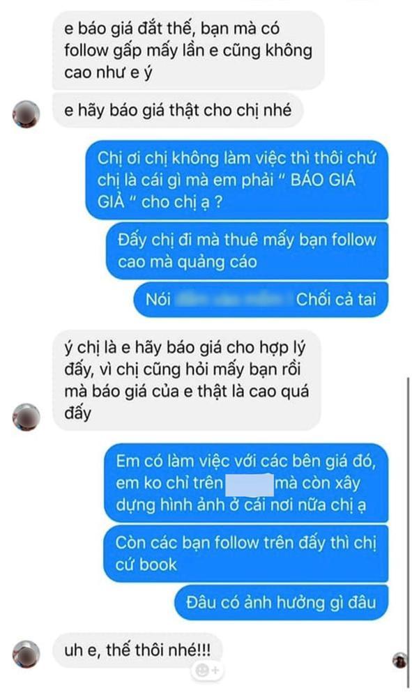 Vlogger Tun Phạm đáp trả khách hàng khi bị nói báo giá PR cao-2