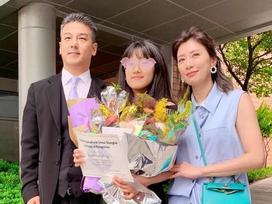 'Triệu Mẫn' Giả Tịnh Văn làm lành với chồng cũ sau 9 năm