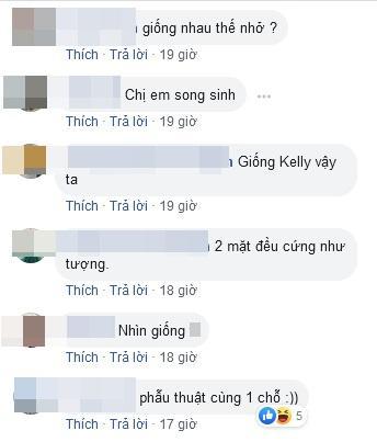 GIẬT MÌNH: Đố bạn phân biệt được đâu là Thu Thủy, đâu là Kelly Nguyễn khi đứng chung một khung hình-5