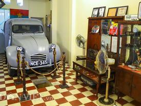 Uống cà phê, khám phá hầm bí mật của biệt động Sài Gòn giữa lòng đô thị