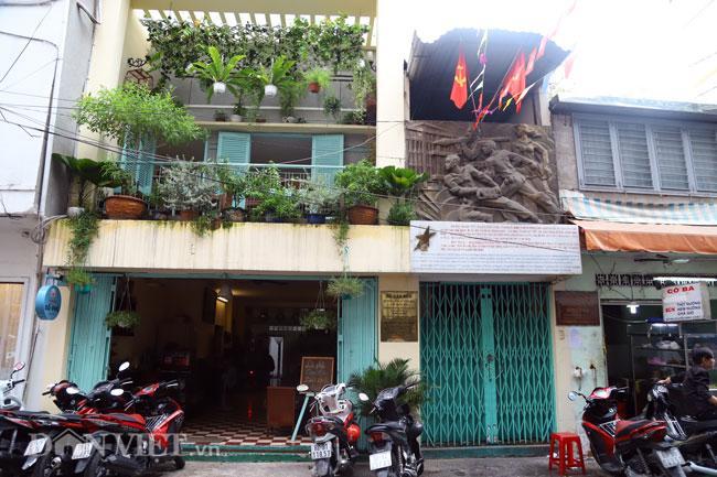 Uống cà phê, khám phá hầm bí mật của biệt động Sài Gòn giữa lòng đô thị-1