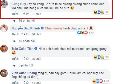 Đúng ngày cưới, vlogger Huy Cung bất ngờ tiết lộ mối tình thầm kín vượt khoảng cách giới tính với Cris Phan-3