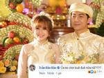 Chả ai quá đáng như BB Trần, đám cưới Youtuber đình đám Cris Phan đã không chúc mừng còn vào bình luận như muốn 'đốt nhà'