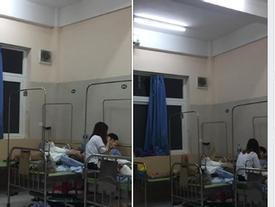 Chăm bạn trai gãy chân trong viện, bức ảnh 'bình thường như cân đường hộp sữa' lại khiến dân tình xuýt xoa