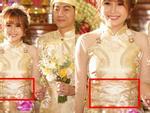 Cris Phan nghẹn ngào nhắn Mai Quỳnh Anh trong đám cưới ở TP.HCM: Việt Nam có 95 triệu người nhưng anh lại tìm được em-7