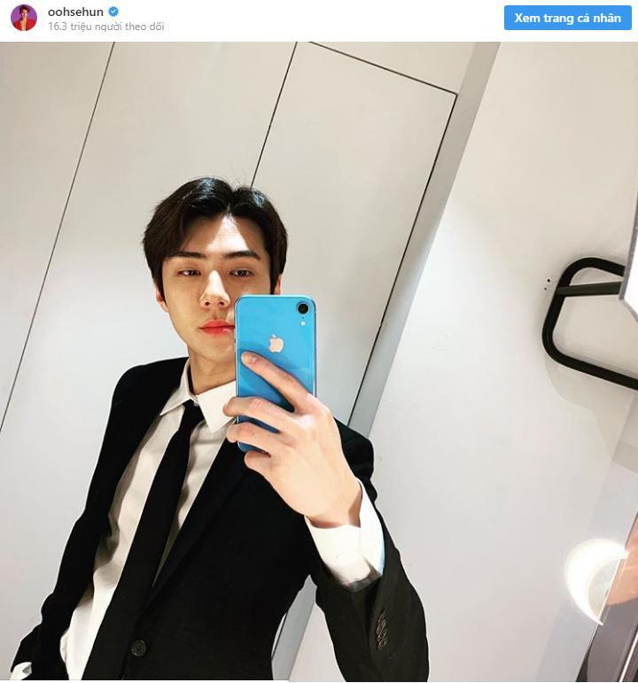 Top 10 ông hoàng, bà chúa Kpop sở hữu lượng theo dõi khủng trên Instagram tính đến thời điểm hiện tại-9