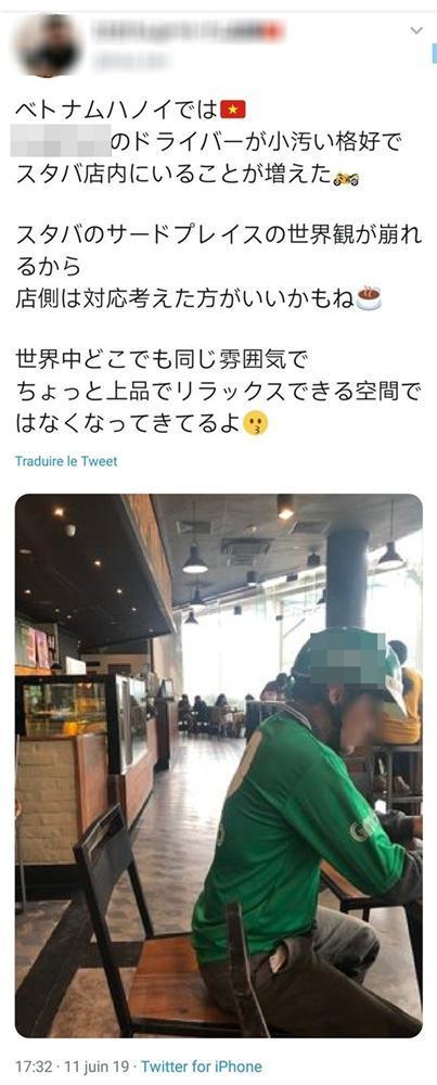 Đi mua nước cho khách, shipper Việt bị CEO Nhật khinh thường chỉ vì trông bẩn bẩn, làm mất không khí sang trọng ở Starbucks-1
