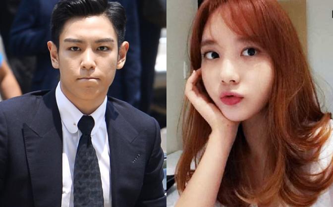 CHOÁNG: Cô A trong scandal ma túy B.I (iKON) chính là tình cũ T.O.P (Big Bang) - kẻ từng vướng tù tội, tiết lộ bí mật phần dưới nam rapper-3