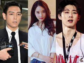 CHOÁNG: Cô 'A' trong scandal ma túy B.I (iKON) chính là tình cũ T.O.P (Big Bang) - kẻ từng vướng tù tội, tiết lộ bí mật 'phần dưới' nam rapper