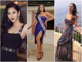 Bản tin Hoa hậu Hoàn vũ 13/6: Đầm body tuyệt đẹp giúp Hoàng Thùy 'hạ' cùng lúc đối thủ Colombia và Philippines