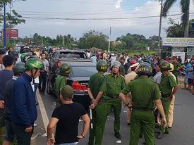 Lực lượng 113 giải cứu công an bị truy đuổi sau cuộc nhậu