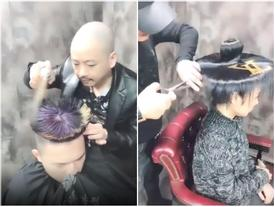 Những kiểu tóc cực độc, cực dị mà chỉ có các 'dân chơi' mới dám thử
