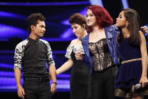 Phản ứng cực nhanh mỗi lần bị chê kém nghề, Hương Giang được mệnh danh mỹ nhân đuổi scandal giỏi nhất showbiz Việt-2