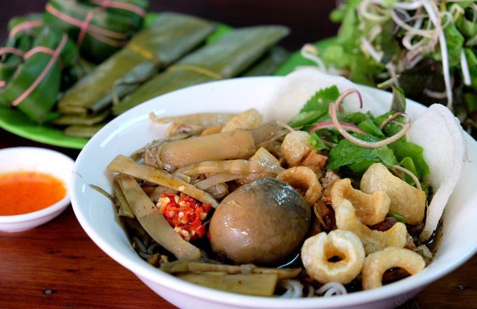 Món ăn nổi tiếng, gây thương nhớ ở phố núi Pleiku-3